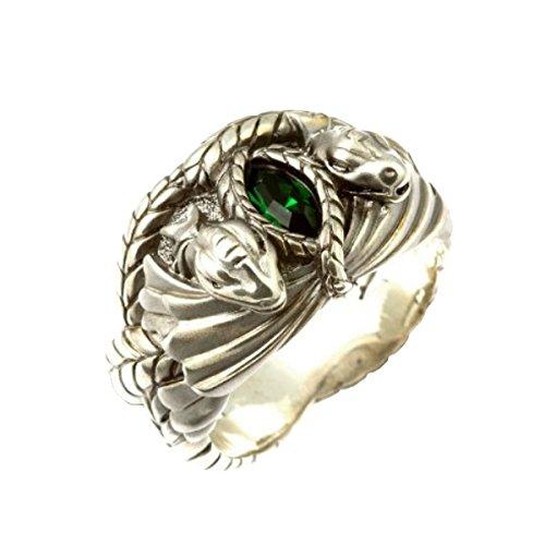 El Señor de los anillos anillo Barahir Aragorn - joyería (62)