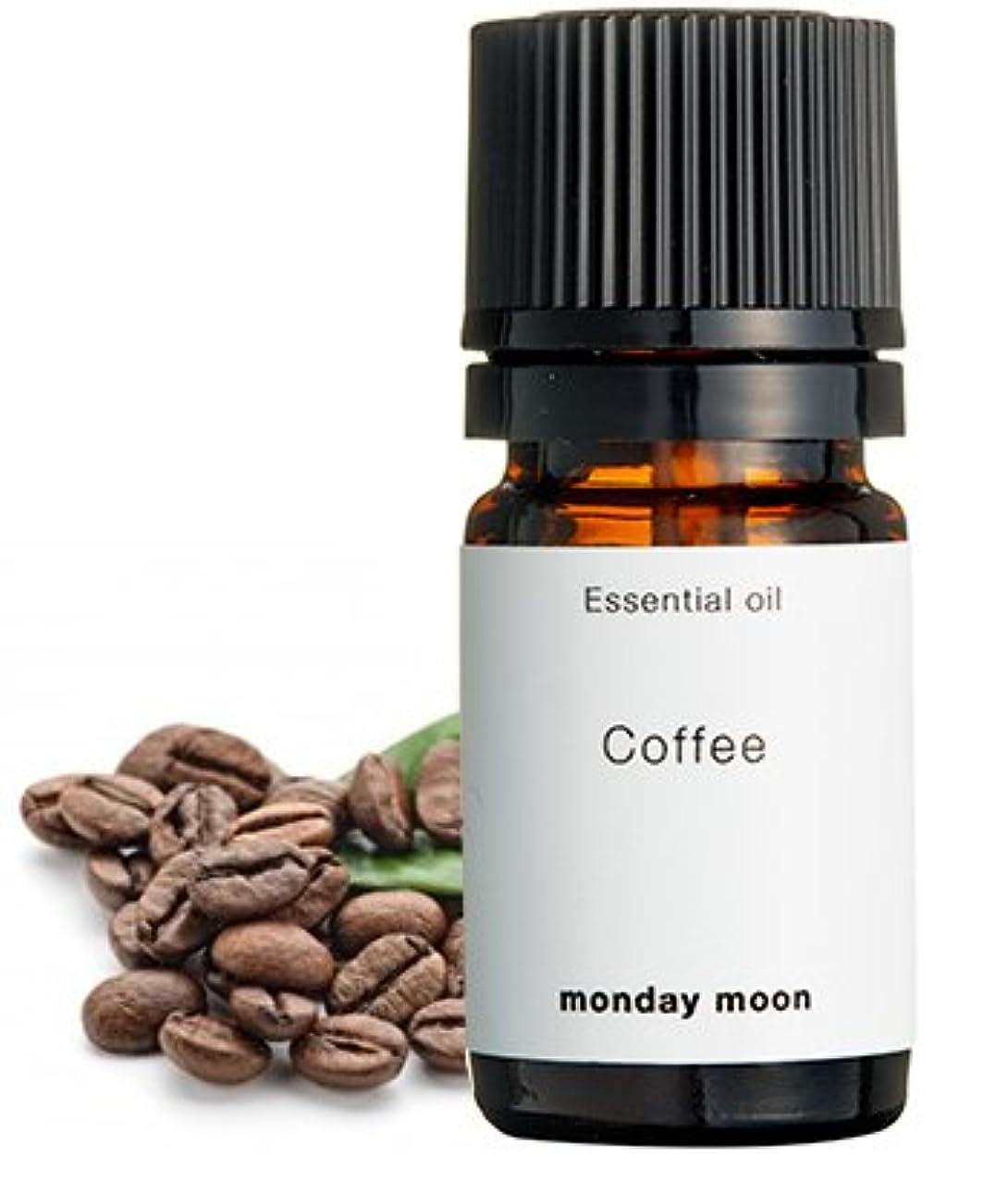 ロープ蒸発保証コーヒー精油/5ml