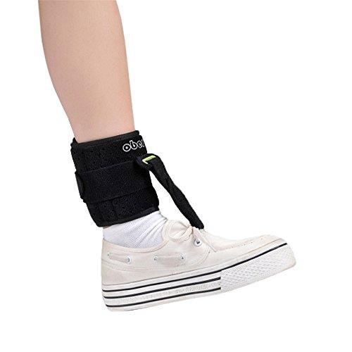OBER Réglable pied tombant Soutien AFO Poliomielitis hémiplégie Terme Taille universelle