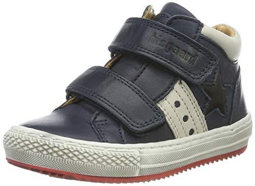 Bisgaard Jungen Jacob Hohe Sneaker, Blau (Navy 602), 33 EU