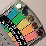 K-II Enterprise - Dispositivo elettromagnetico per caccia ai fantasmi con interruttore On/Off