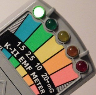 K-II EMF Meter for Ghost Hunting by KII