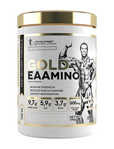 EAA Essential Amino Acids Kevin Levrone, 9 Amino Acids, 60 Servings, BCAA (Fruit Punch)