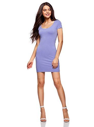 oodji Ultra Mujer Vestido de Punto (Pack de 2)