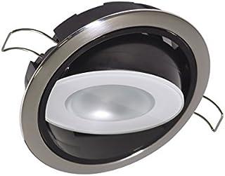 Lumitec 可定位幻影 LED 向下灯,水密封,可定位