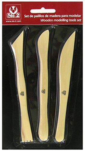 Set de palillos SIO-2 (3 herramientas)