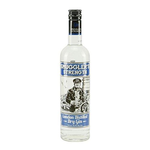 Smuggler's Strength London Dry Gin