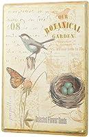 ティンサイン植物園鳥鳥の巣蝶の花