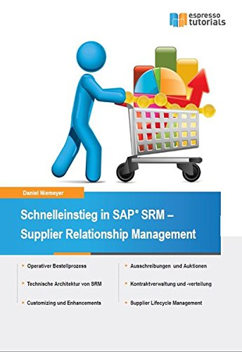 Schnelleinstieg SAP SRM – Supplier Relationship Management
