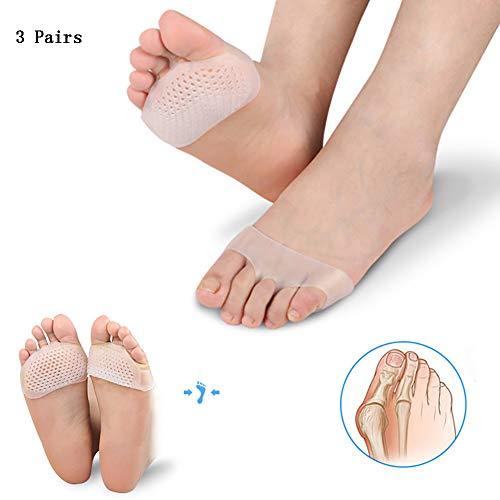 Séparateur d'orteils, Gel pour correcteur d'ongles pour soulagement de la Douleur s'applique à Tous