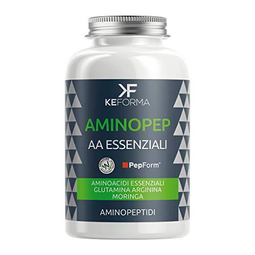KEFORMA - Aminopep AA Essenziali - 150cpr - Aminoacidi essenziali e peptidi PepForm