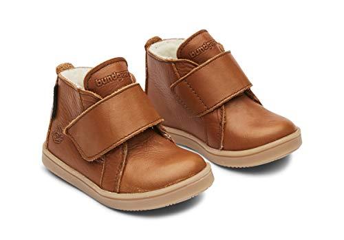 Bundgaard Isac Tex BG303082G Kinder Sneaker, Braun (206 Tan), EU 25
