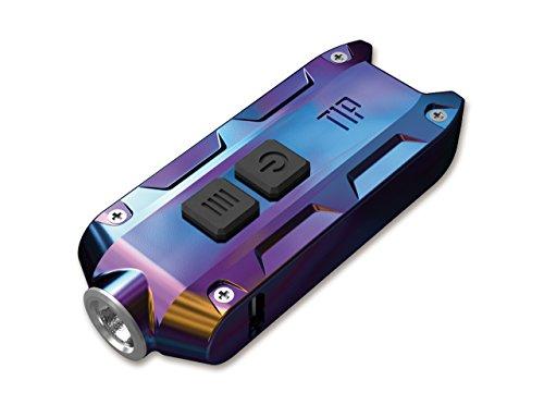 Nitecore Tip Edelstahl Rainbow Taschenlampe