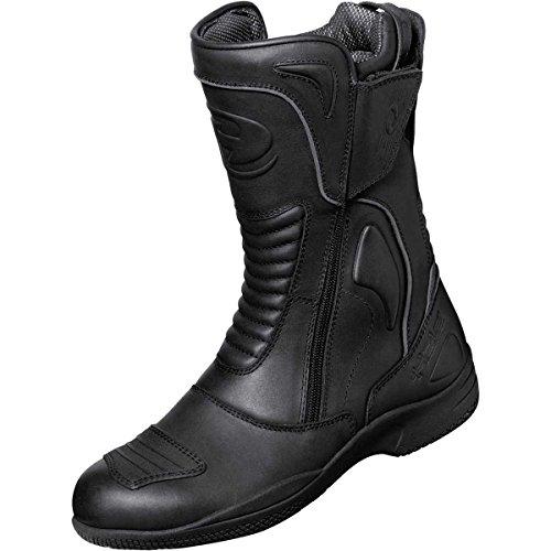 Held Shaku - Botas de motorista negro negro Talla:42