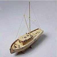 モデル船のリビングルームの装飾ヨットモデル木製Diy組み立てボートキットおもちゃ手作り木製アセンブリ帆船モデル装飾用