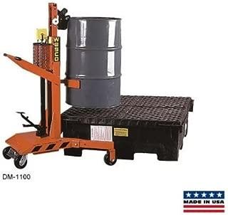 Wesco Gator Grip Standard Ergonmic Hydraulic Drum Handler - 1100-Lb. Capacity, Model Number 240150