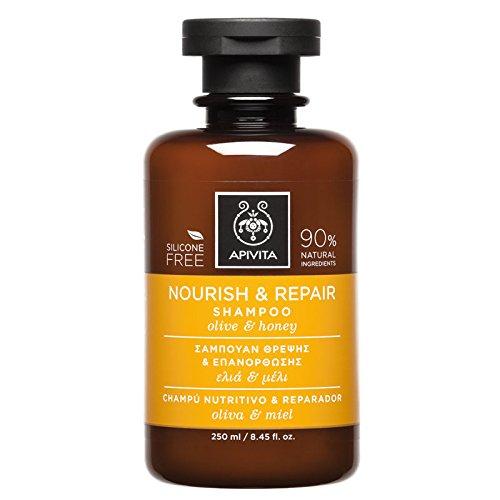 Shampooing Nourrissant & Réparateur Olive & Miel 250ml