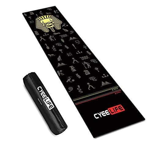 CyeeLife Rubber Dart Mat Length 295cm,Width 65cm...