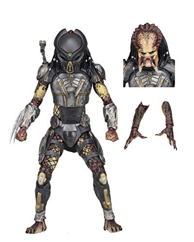 NECA The Fugitve Figura Ultimate Predator, Multicolor (NECA51572)