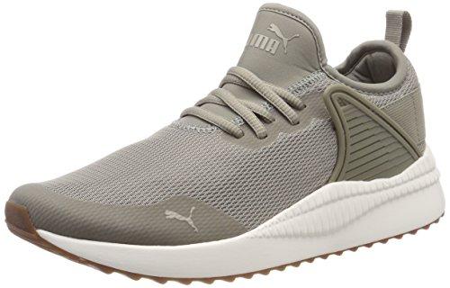 Puma PACER NEXT CAGE, Unisex Sneaker, Grau (ELEPHANT SKIN-ELEPHANT SKIN-WHISPER WHITE 06), 44 EU (9.5 UK)