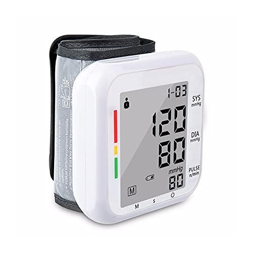 NGLQWA Home Blood Pressure Monitor Máquina de presión sanguínea para el Control la hipertensión en casa,Tensiómetros de Brazo Bluetooth
