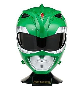 Power Rangers Mighty Morphin Legacy Ranger Helmet Green