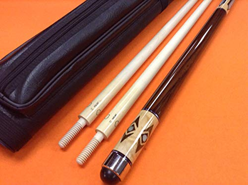 CEULEMANS Carom CUE HQ 06 with 2 SHAFTS & CASE.