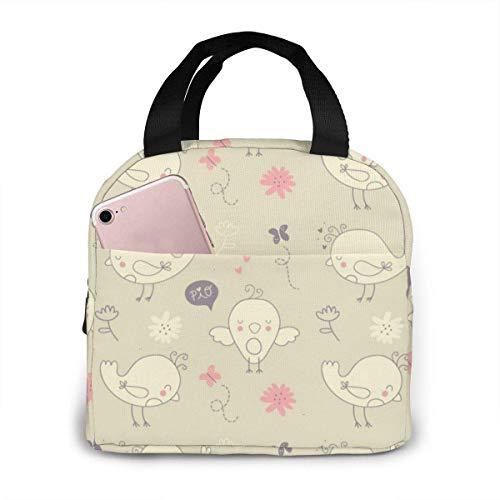 Licht Saber DUN Cute Animal Lunch Bag Wiederverwendbare Lunch Box Lunch Cooler Tote