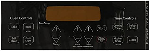 ForeverPRO WB27T11229 Faceplate for GE Wall Oven 1556130 AH2370149 EA2370149 PS2370149