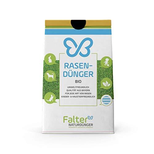 Falter\'s Rasendünger - Regionaler Bio-Rasendünger aus Bayern - Haustierfreundlich (20 kg)