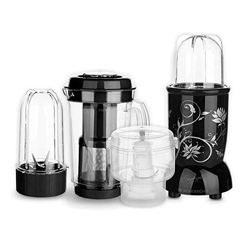 Wonderchef Nutri-Blend CKM with 3 Jars