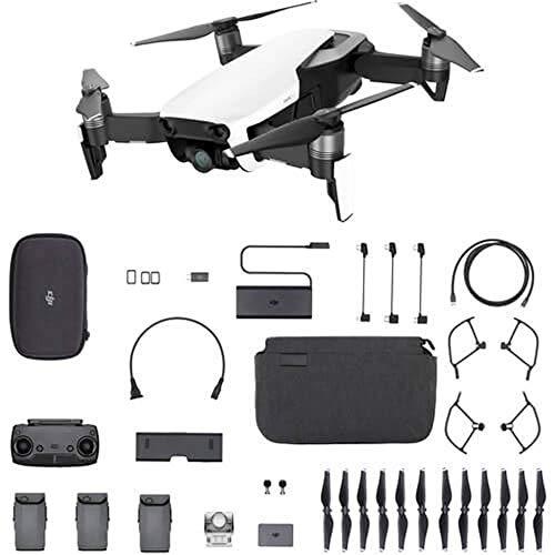 Drone DJI Mavic Air 4K Fly More Combo (Branco Artico)