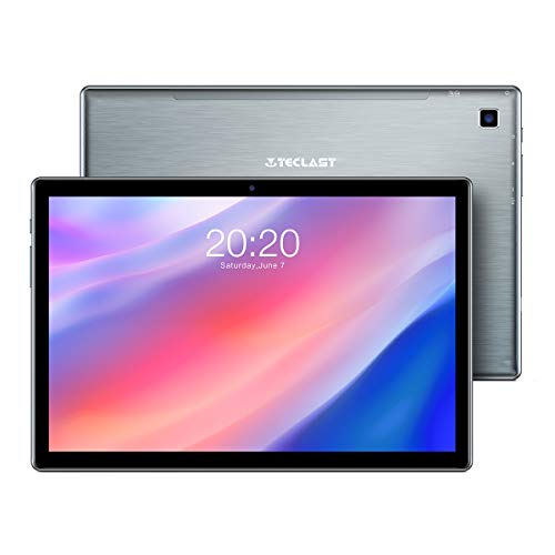 Tablet 10.1 Pollici TECLAST P20HD Android 10.0 con 4G LTE,Octa-Core 1.6 GHz,4GB + 64GB,1920*1200 FullHD IPS, 2MP+5MP Doppia Fotocamera,GPS, WiFi, Bluetooth