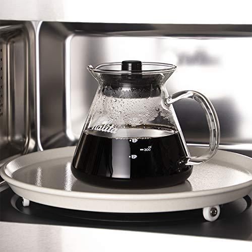 カリタ カリタ Kalita コーヒーサーバー ウェーブシリーズ 500ml 2~4人用 G #31255