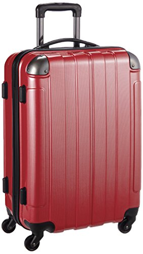 [ロジェール ジャパン] スーツケース等 45L 65 cm 3.6kg LA-0663-55 レッドカーボン