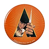 A Clockwork Orange Poster-Bild Pin Anstecker – 5,7 cm