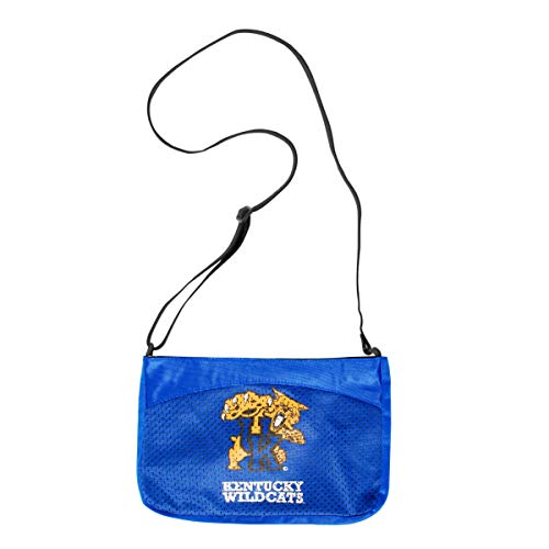 Littlearth NCAA Kentucky Wildcats Jersey Mini Purse