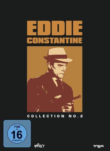 Eddie Constantine Collection No. 2 [3 DVDs]