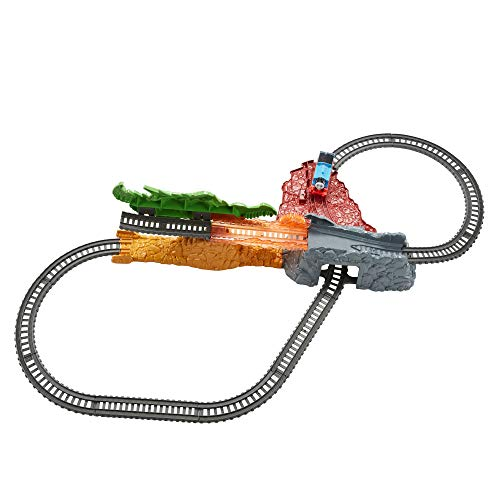 Thomas & Friends FXX66 TrackMaster Dragon Escape Set, Multi-Colour
