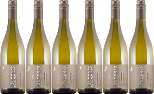 Landerer Oberrotweiler Weißburgunder & Chardonnay ORTSWEIN 2019 Trocken (6 x 0.75 l)