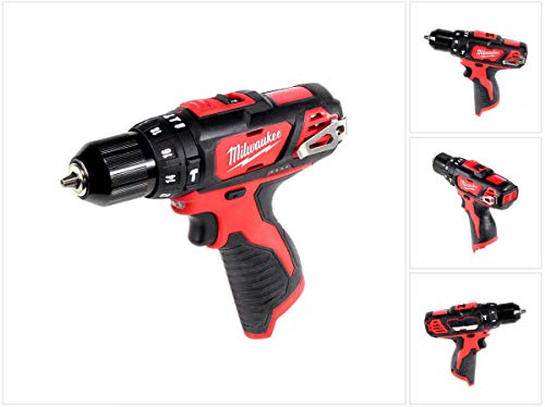 Milwaukee Battery-Powered Impact Drill 4933441950 M12BPD-0 12 Volt - XXX, 2 W, 12 V