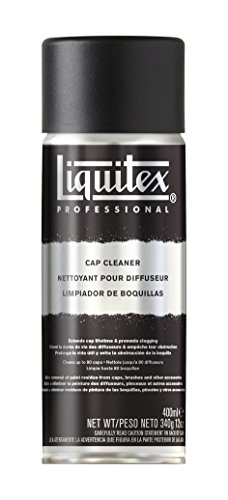 Liquitex Additif Nettoyant Pour Difuseur 400ml Spray