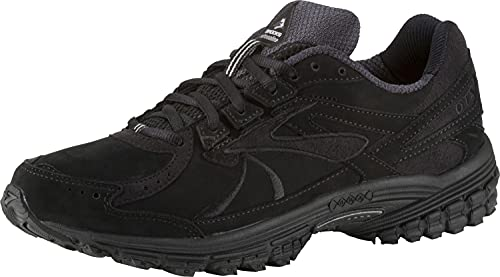 Brooks Męskie buty do biegania Adrenaline Walker 3 M, czarny - czarny Black - 43 EU