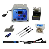 PACE ADS200 Professional Soldering Station with 3 Tip Bundle - AccuDrive-Compatible High P...