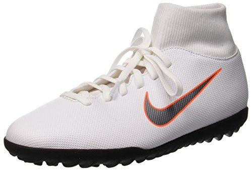 Nike Unisex-Erwachsene Mercurial Superfly X 6 Club TF AH7372 10 Fußballschuhe, Mehrfarbig (Indigo 001), 45 EU