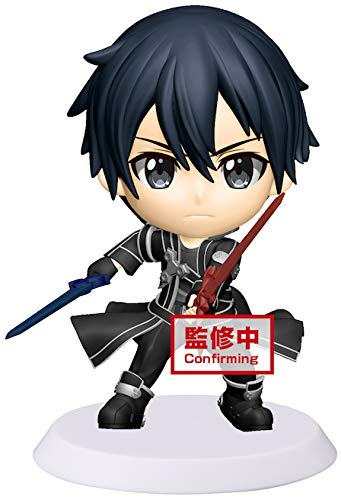 Banpresto Sword Art Online Alicization War of Underworld Chibi Kyun Figure Kirito 6 cm