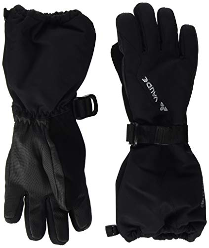 VAUDE Kinder Handschuhe Kids Snow Cup Gloves, Black, 3, 05262