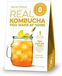 Kombucha SCOBY Starter Culture | Cultures for Health | Make Homemade Probiotic Kombucha