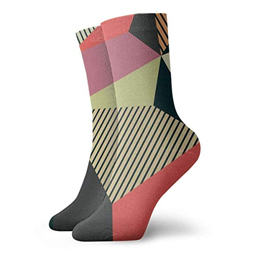 LaoJiNan-shop Bauhaus Iv Socken Casual Socken Sportsocken Fun Arbeitssocken für Männer/Frauen