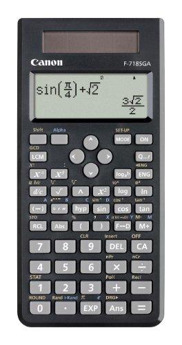 Calcolatrice scientifica antibatterica F718SGA Canon - 4299B010
